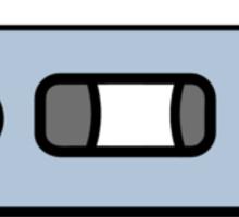 COMPACT CASETTE TAPE  Sticker