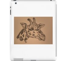 Giraffe Junior iPad Case/Skin