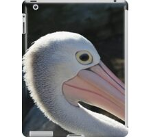 You Are A Pelican - Up Close and Personal iPad Case/Skin