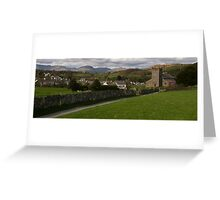 Hawkshead Church Greeting Card