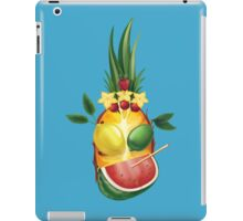 Funny tropic exotic fellow  iPad Case/Skin