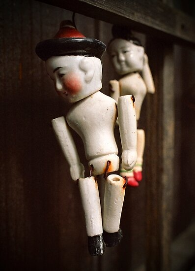 China Dolls by Mark Ramstead