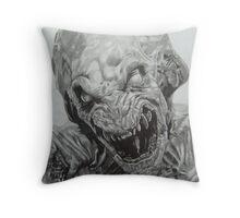 Pumpkinhead Throw Pillow