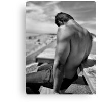 Lets Hear it for the Boy!! Canvas Print