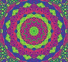 Mandalas 4 by indusdreaming