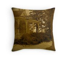 Rooms Throw Pillow