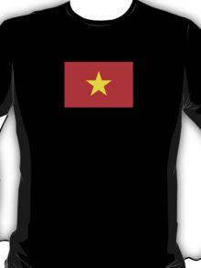 I Love Vietnam - Flag Vietnamese Sticker T-Shirt Duvet T-Shirt