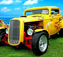 Hot Rod by Jim Kernan