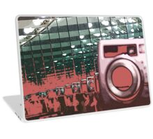 Reflections of Photography Laptop Skin