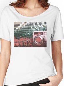 Reflections of Photography Women's Relaxed Fit T-Shirt