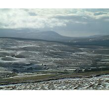 Dales Winter Too Photographic Print