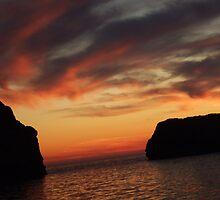 Gozo Sunset by DeborahDinah