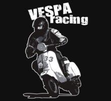 Vespa Racing T-Shirt