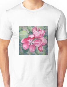 Flower of Crab-apple Unisex T-Shirt