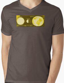 Nerd - Moon Attraction Mens V-Neck T-Shirt