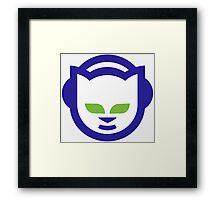 Napster (Original) Framed Print