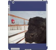Return of the Magic Hippo iPad Case/Skin