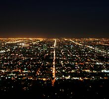 I love L.A by rencar