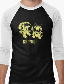 Kapow! Men's Baseball ¾ T-Shirt