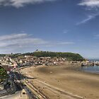 Scarborough Panorama by Chris Tait