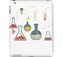 YOU COULD SAY WE HAVE CHEMISTRY iPad Case/Skin