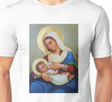 A Painting at Milk Grotto Unisex T-Shirt