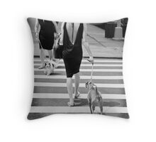 DANGEROUS LIAISONS  Throw Pillow
