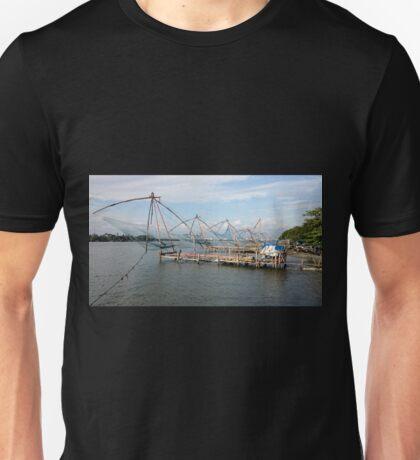 China nets Unisex T-Shirt