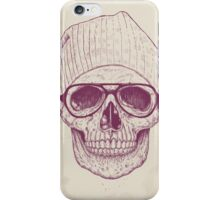 Cool skull iPhone Case/Skin