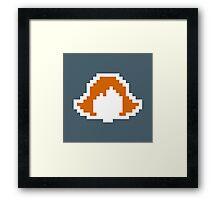 Retro Meryl Framed Print