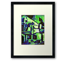 Coming Home 4.0 Framed Print