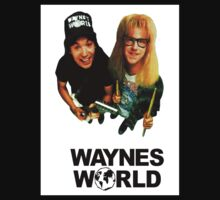 Wayne's World Kids Tee