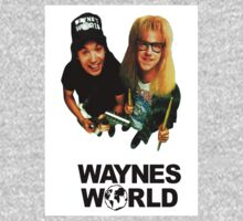 Wayne's World Baby Tee