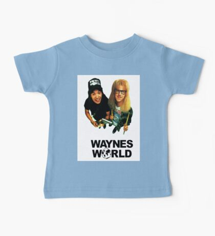 Wayne's World Baby Tee