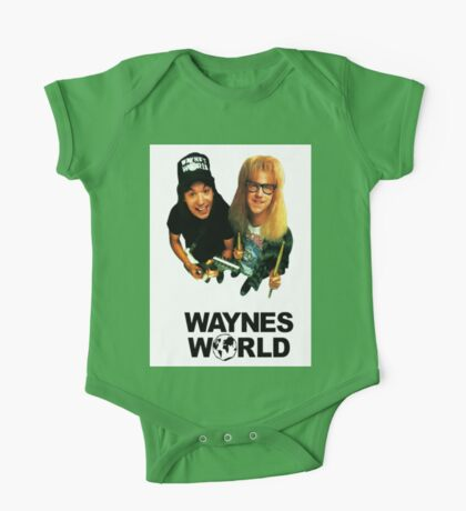 Wayne's World One Piece - Short Sleeve