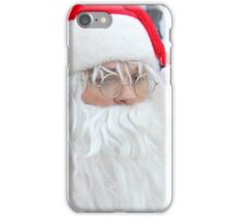 Santa at 4th Annual Christmas March iPhone Case/Skin