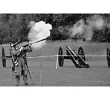 Battle of the boyne re-enactment  #4 Photographic Print