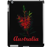 Greetings from Australia ..  iPad Case/Skin