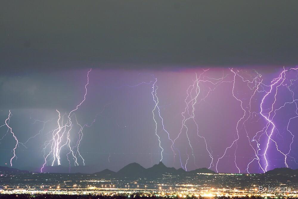 Lightning City by Bo Insogna