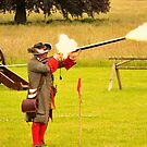 Battle of the boyne re-enactment  #5 by Finbarr Reilly