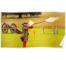 Battle of the boyne re-enactment  #5 Poster