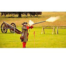 Battle of the boyne re-enactment  #5 Photographic Print