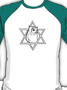 The owl of wisdom T-Shirt