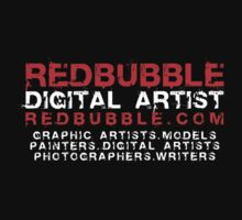 REDBUBBLE DIGITAL ARTIST by BYRON