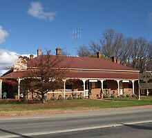 Hotel Carrington Bungendore NSW by Tom McDonnell