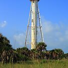 Boca Grande Lighthouse by Virginia N. Fred
