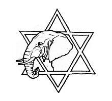 The elephant of wisdom by MariaDiaz