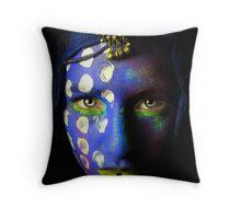 Shiva II Throw Pillow