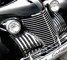 Cadillac by Dawn Palmerley