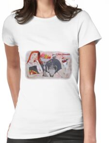 Fruit Temptation Womens Fitted T-Shirt